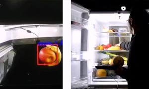 Intelligent recognition application presentation